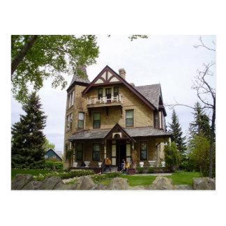 Le prince House Carte Postale