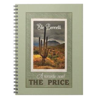 Le prix : Un carnet nouveau romantique