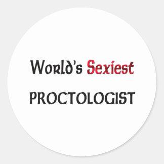 Le Proctologist le plus sexy du monde Adhésifs