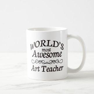 Le professeur d'art le plus impressionnant du mug