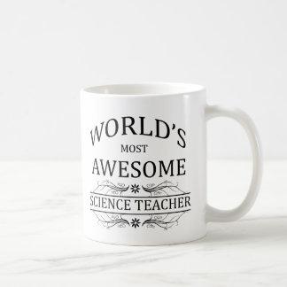 Le professeur de Sciences le plus impressionnant Mug