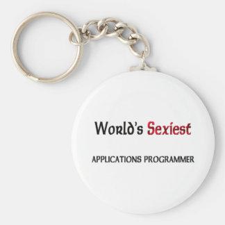 Le programmeur des applications le plus sexy du porte-clés