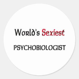Le Psychobiologist le plus sexy du monde Adhésifs