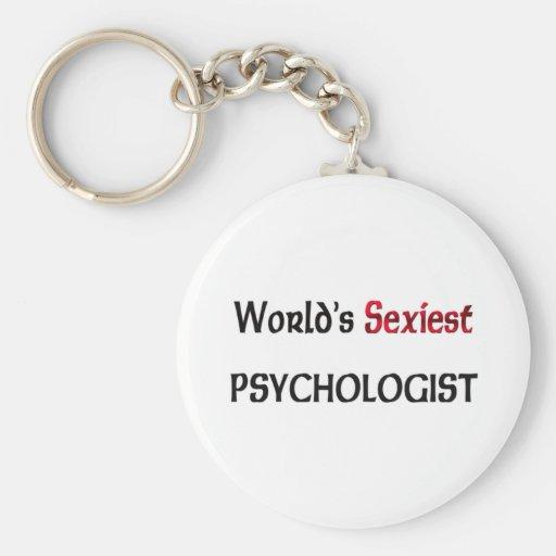 Le psychologue le plus sexy du monde porte-clés