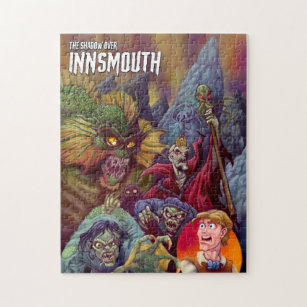Le puzzle de Lovecraft's Shadow Over Innsmouth
