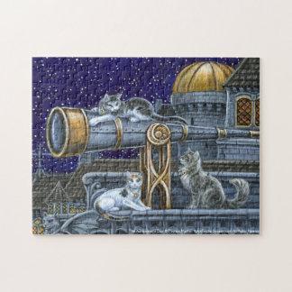 Le puzzle d'imaginaire des chats de l'astronome