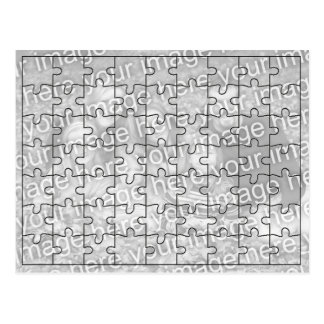 Le puzzle fait sur commande Postcard-63 de Carte Postale
