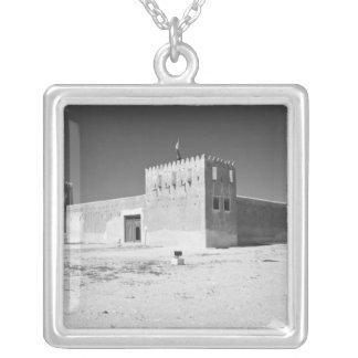Le Qatar, Al Zubarah. Fort d'Al-Zubara (b.1938) Collier