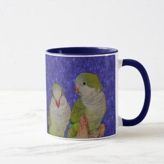 Le quaker de bébé Parrots la tasse animale