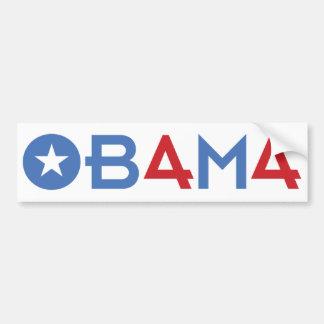 Le quarante-quatrième président, Barack Obama, par Adhésifs Pour Voiture