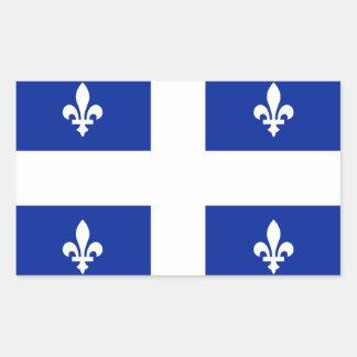 le Québec Autocollant