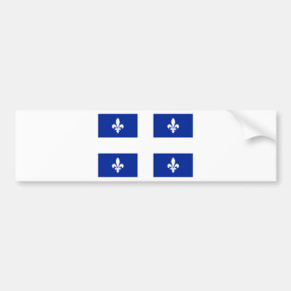 le Québec Autocollant De Voiture