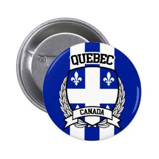 Le Québec Badge