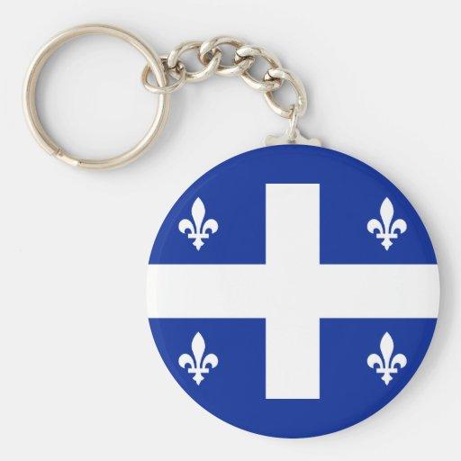 le Québec Porte-clef