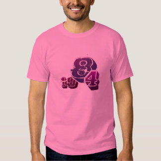 Le rebelle 1984 d'Orwell T-shirt