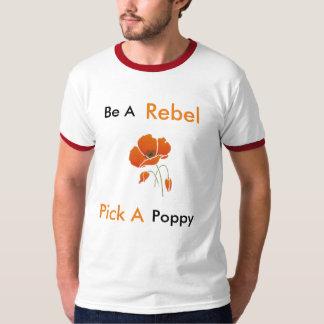 Le rebelle T des hommes T-shirt