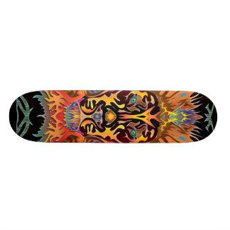Le repaire du lion skateboard