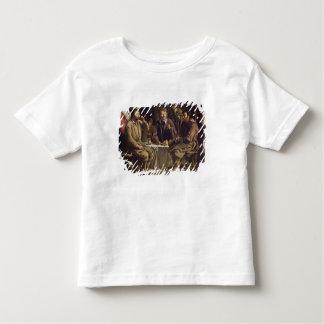 Le repas du paysan, 1642 t-shirt pour les tous petits