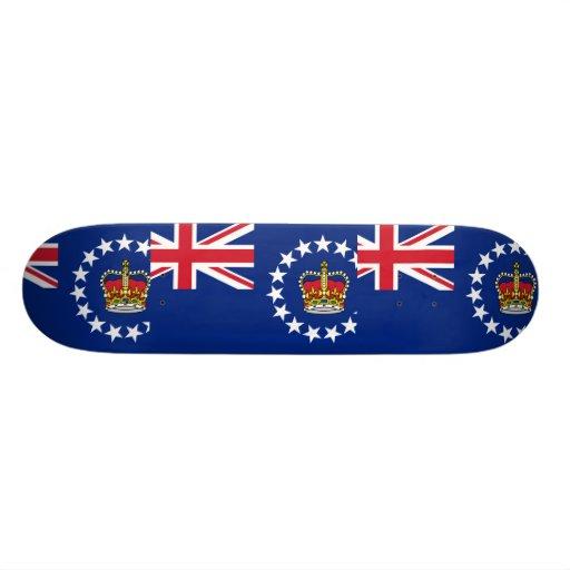 Le représentant des Reines, Nouvelle Zélande Skateoard Personnalisé