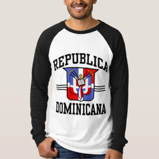 Le Republica Dominicana T-shirt