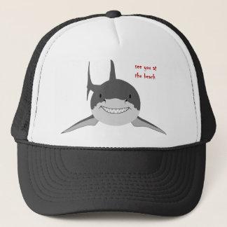 le requin vous voient casquette