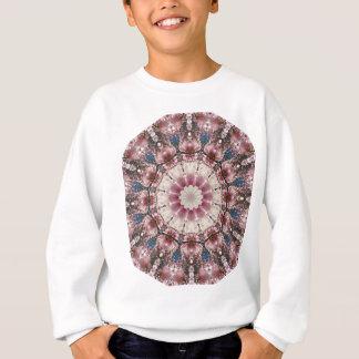 Le ressort blanc se développe 2,0, mandala de sweatshirt