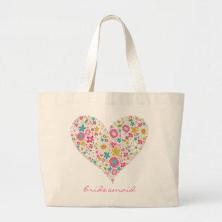 Le ressort fleurit le coeur 2 épousant le sac fait