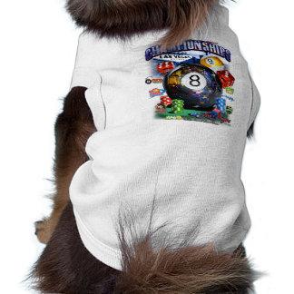 Le ressortissant 2015 choisit le championnat t-shirt pour chien