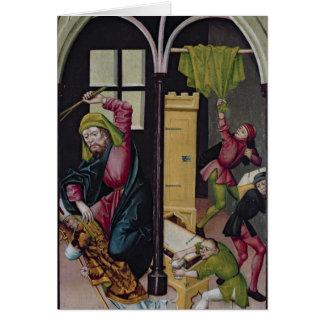 Le retable de Saint-Nicolas Carte De Vœux