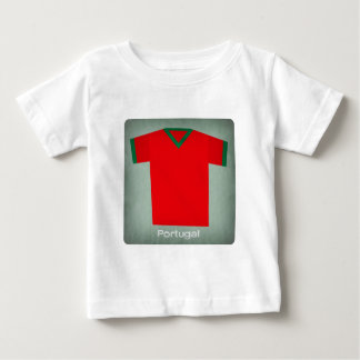 Le rétro football Jersey Portugal T-shirts
