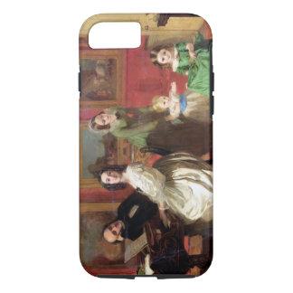 Le Rev. et la Mme Palmer-Lovell avec leur fille Coque iPhone 7