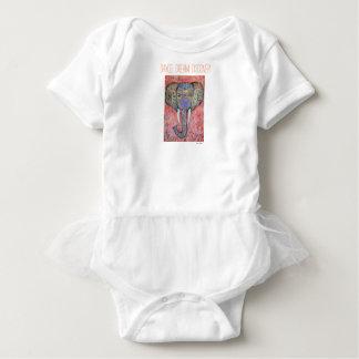 Le rêve de danse découvrent le tutu de bébé d'art body