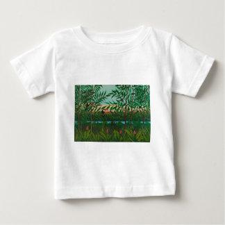 Le rêve du conquérant t-shirt pour bébé