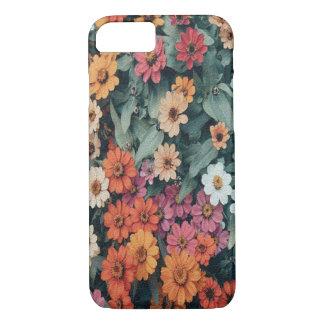 Le rêve fleurit la caisse de l'iPhone 7 Coque iPhone 7