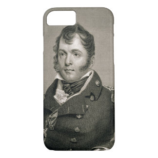 Le risque Perry (1785-1819) d'Oliver de commodore, Coque iPhone 7