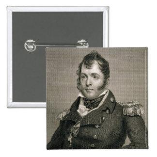 Le risque Perry (1785-1819) d'Oliver de commodore, Pin's