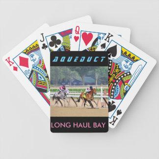 Le rivage de baie cartes à jouer