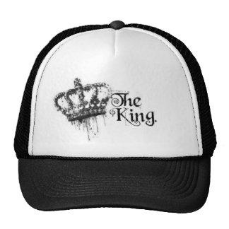 Le roi casquette de camionneur