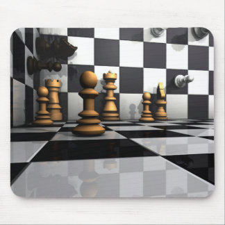 Le Roi Chess Play Tapis De Souris