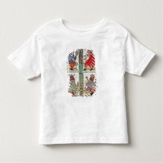 Le Roi David, Solomon, Luba et Turnis T-shirt Pour Les Tous Petits