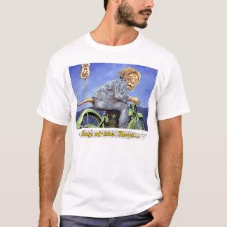 """le """"roi de la route"""" par des Bullas T-shirt"""