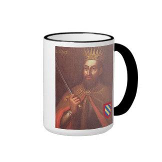 Le Roi Diniz de la tasse du Portugal