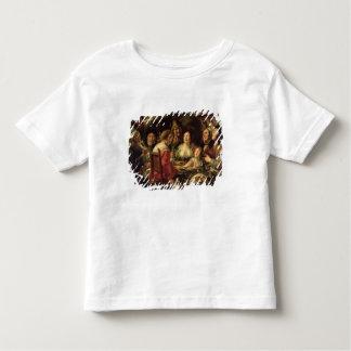Le Roi Drinks T-shirt Pour Les Tous Petits