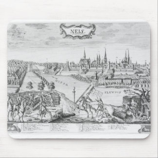 Le Roi Frederick II de la Prusse Tapis De Souris