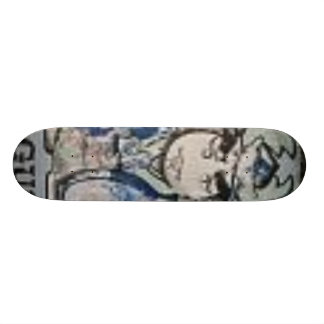 Le Roi Gosamaru Plateaux De Skateboards Customisés