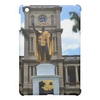 Le Roi Kamehameha Statue Case Coques Pour iPad Mini