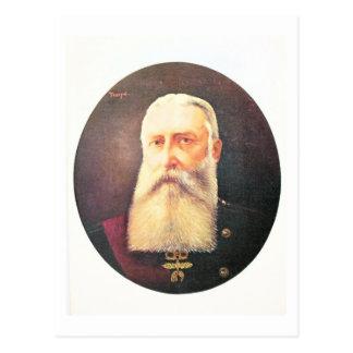 Le Roi Leopold 2 de la Belgique par Tossyn Carte Postale