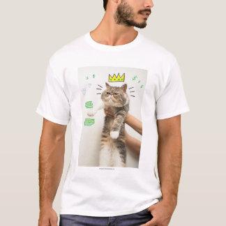 Le Roi riche Cat T-shirt