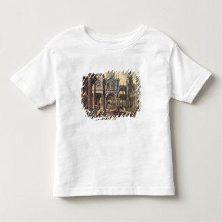 Le Roi Solomon et la reine de Sheba T-shirt Pour Les Tous Petits