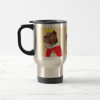 Le Roi Taz Travel Mug